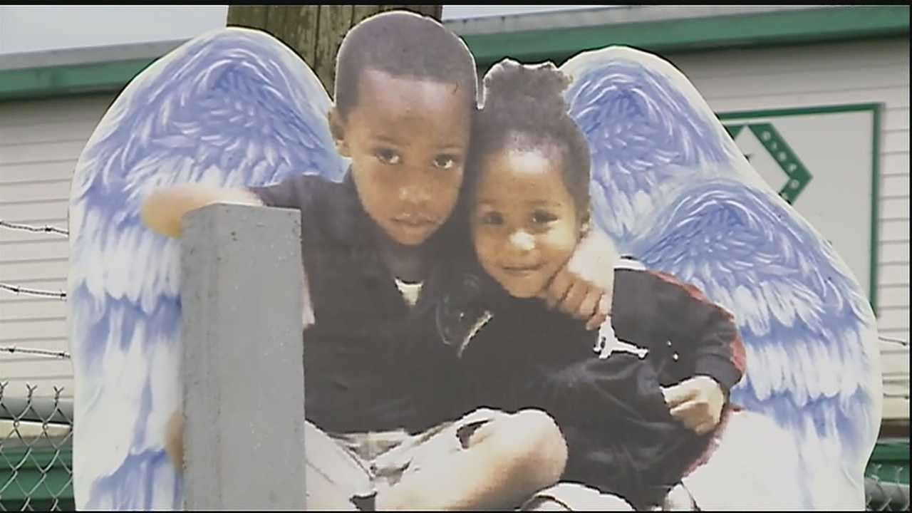 A mass for Caden and Cylie McCullum is Wednesday at 11 am at Saint Peter Claver Catholic Church.