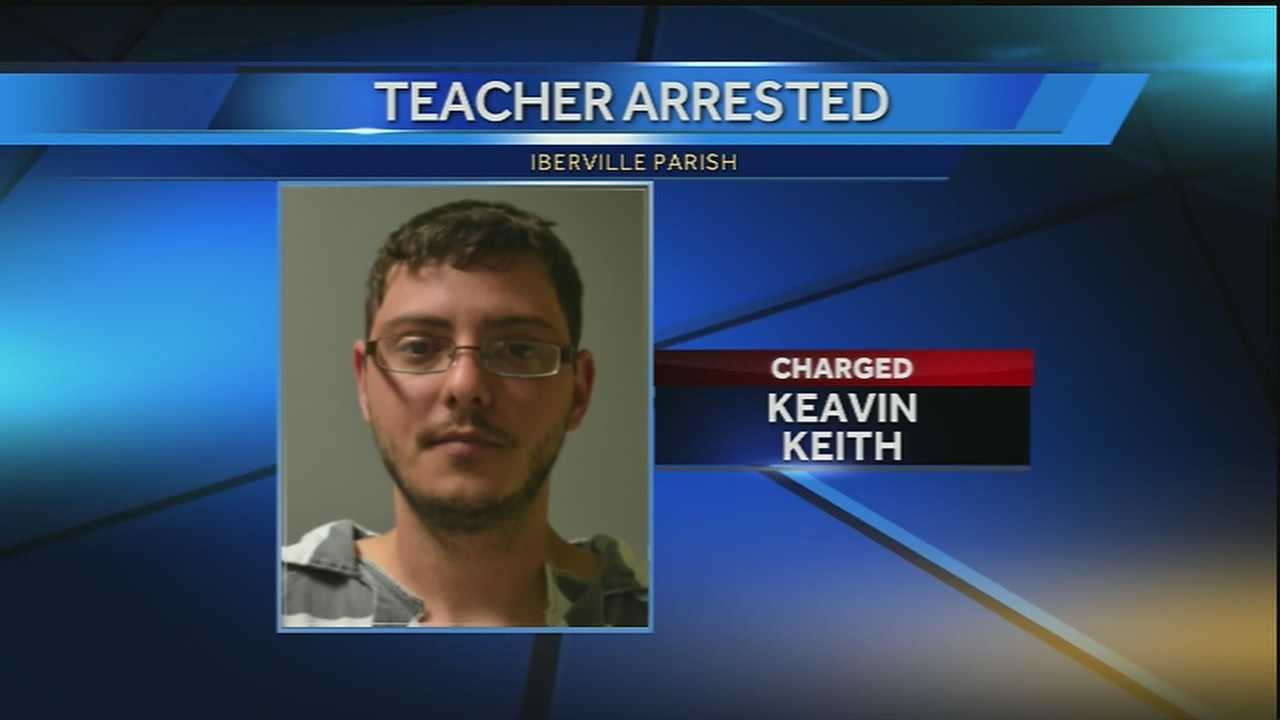 """A former Iberville Parish """"Teacher of the Year"""" is facing multiple counts of inappropriate sexual misconduct with students."""