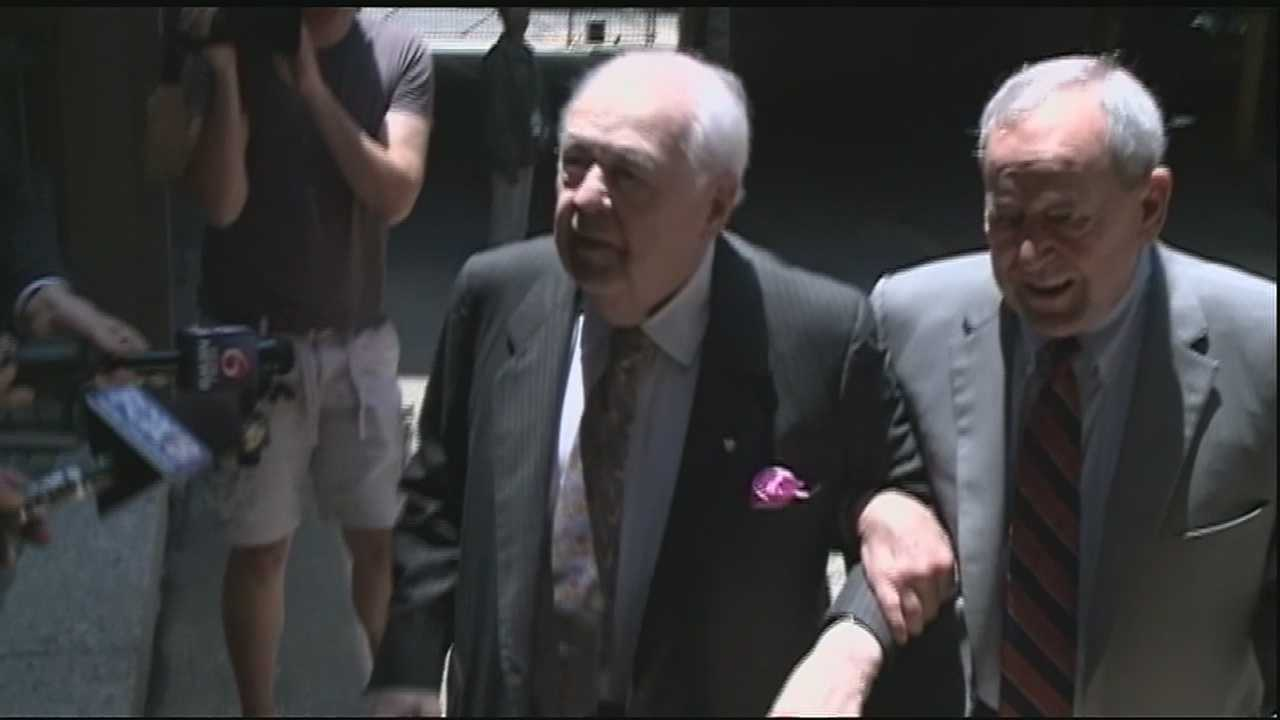 Trial began Monday in a case pitting New Orleans Saints and Pelicans owner Tom Benson against his estranged hiers.