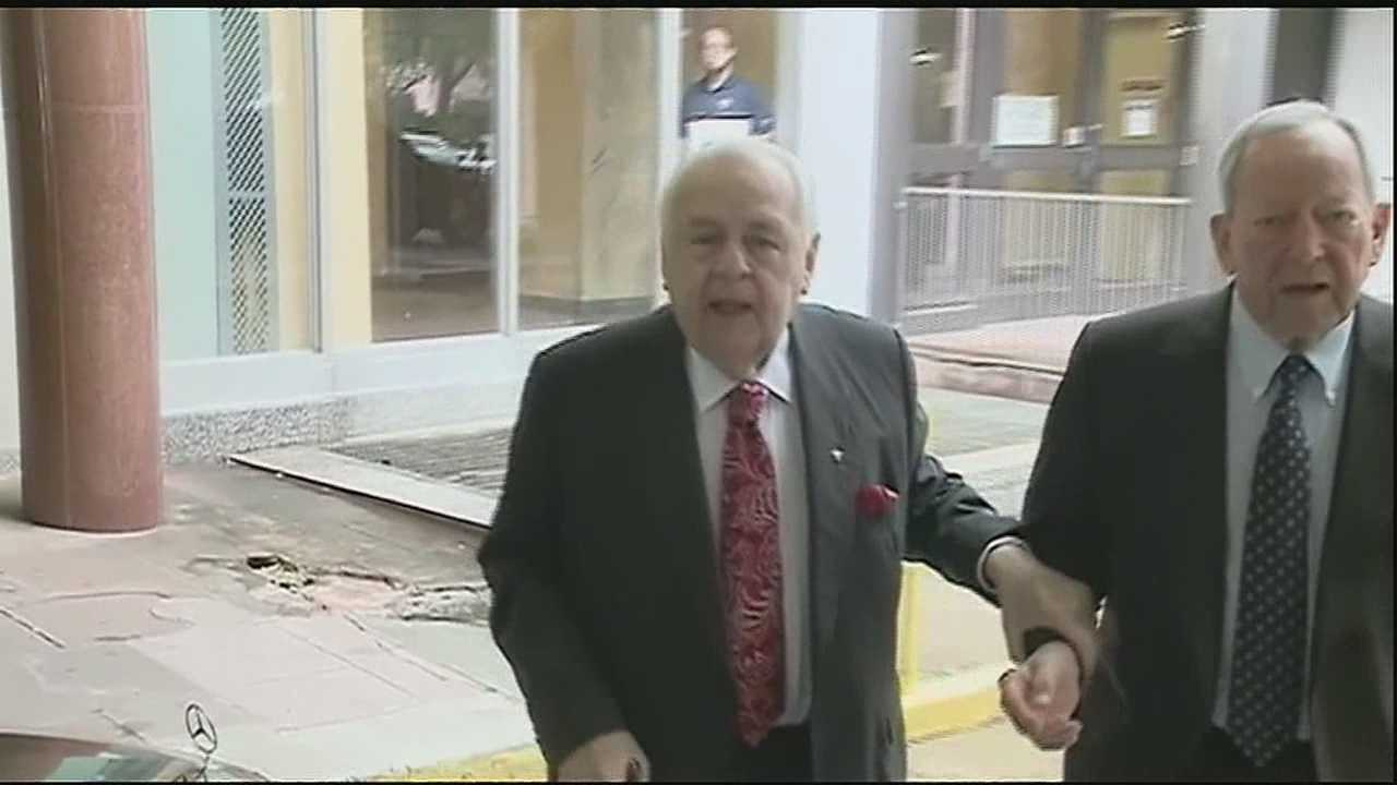 A trial to determine if Saints and Pelicans owner Tom Benson was mentally fit to run his business empire has entered its fourth day.