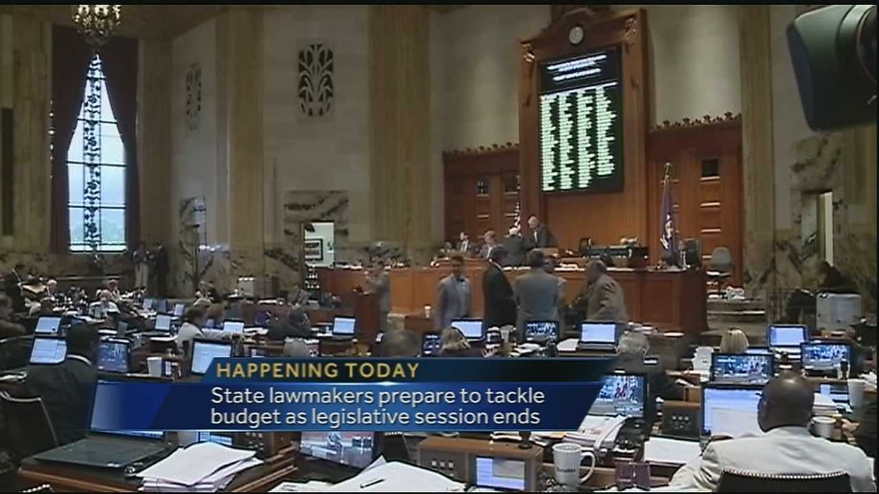 The final week of the Louisiana Legislative session begins Monday. State lawmakers must work to fill a $1.6 billion budget gap by Thursday.