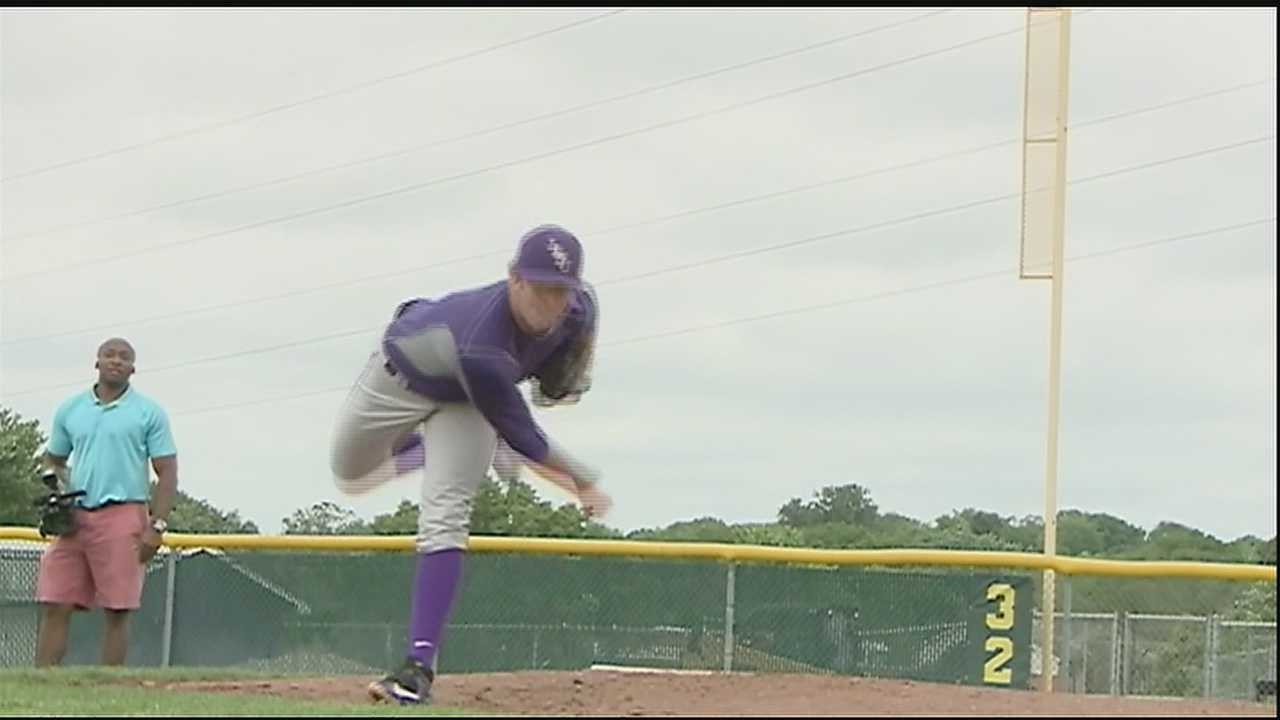 LSU sends star freshman pitcher Alex Lang to the mound against CSU-Fullerton.