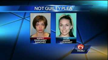 Margaret Sanchez pleaded not guilty on Aug. 25, 2014 in Jefferson Parish