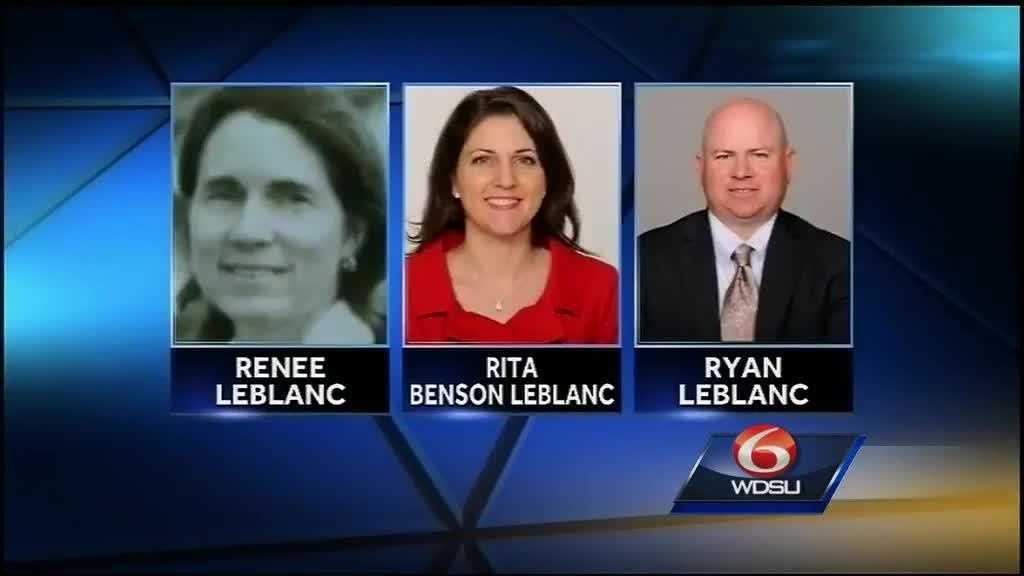 Rita, Ryan and Renee