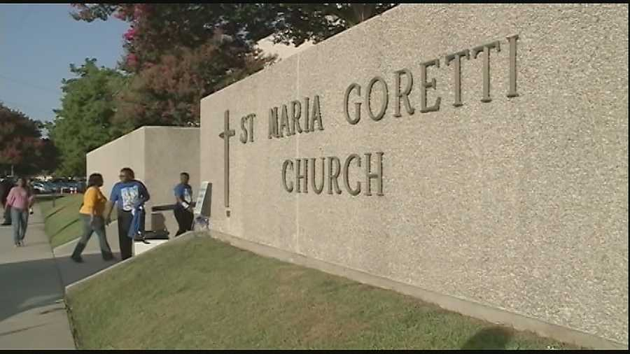 June 27: Funeral services for Daryle Holloway begin Saturday morning at St. Maria Goretti Church in New Orleans East.