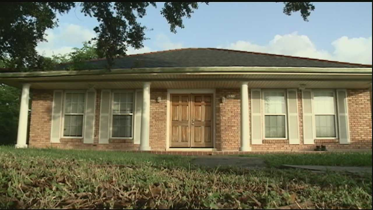A family in New Orleans East is upset after waiting over 24 hours for police to respond to a burglary of their home.