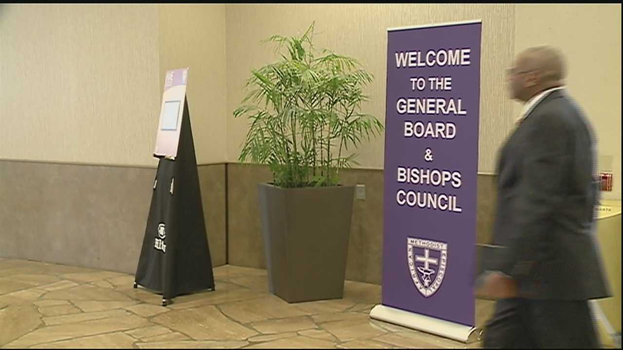 The African Methodist Episcopal church is holding its annual conference in New Orleans this week from June 29 to July 1.