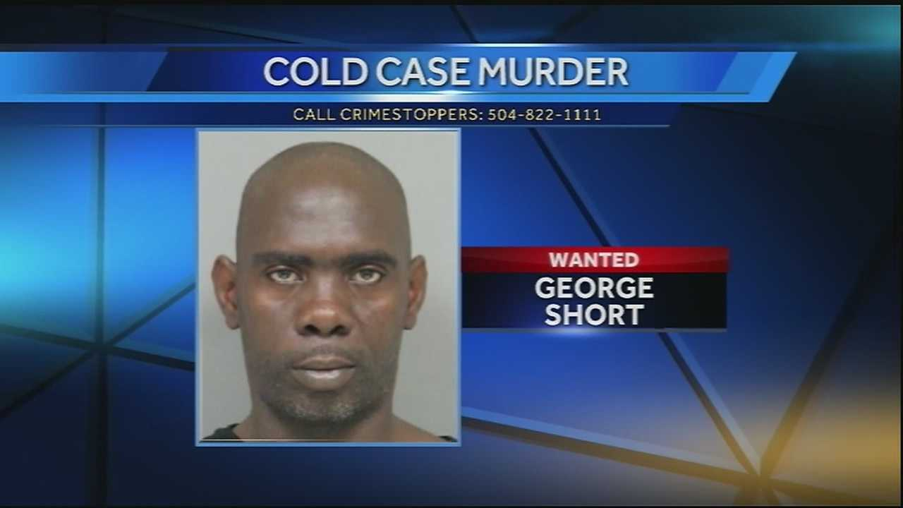 After a murder case in Central City sat cold for more than a year, the New Orleans Police Department has identified a suspect after a recent report on WDSU.
