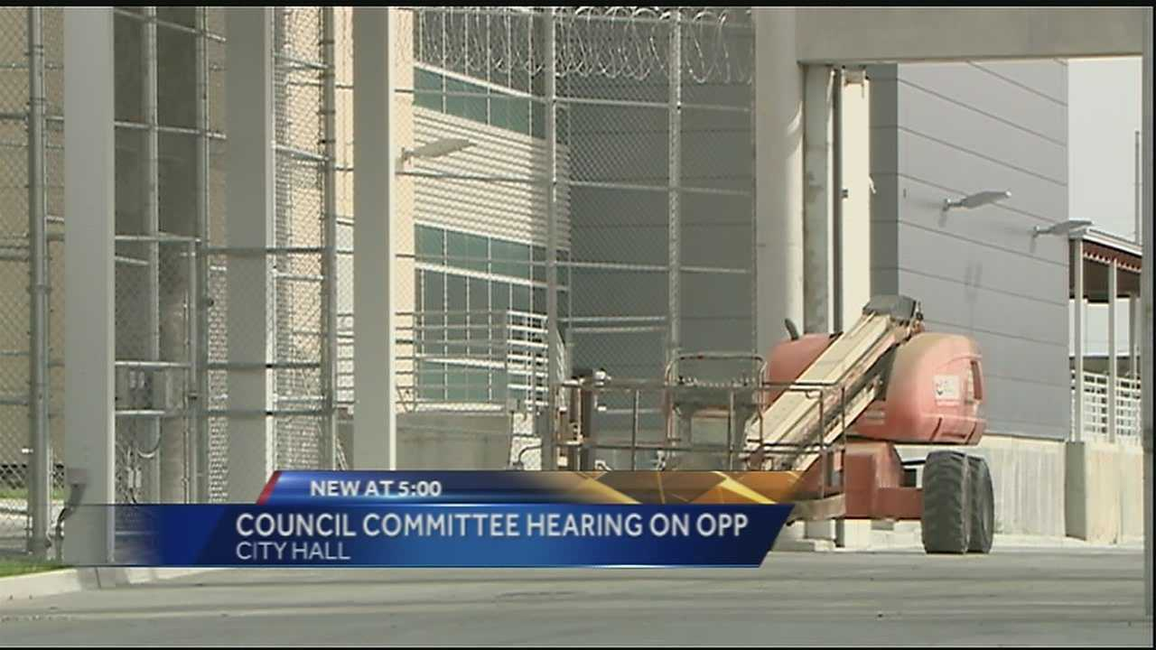 Orleans Parish Sheriff Marlin Gusman was a no-show at city hall Tuesday morning as the Criminal Justice Committee discussed construction issues at the Orleans Parish Prison.