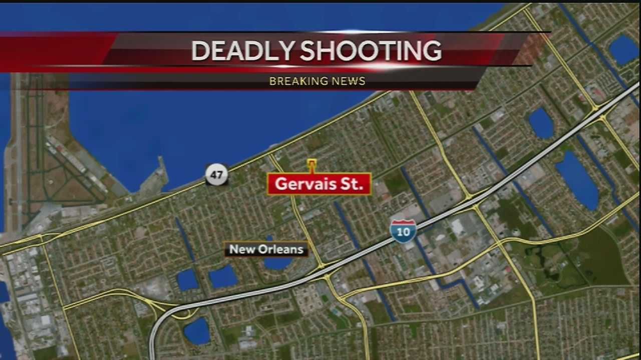 One man is dead after a shooting Tuesday night in New Orleans East.