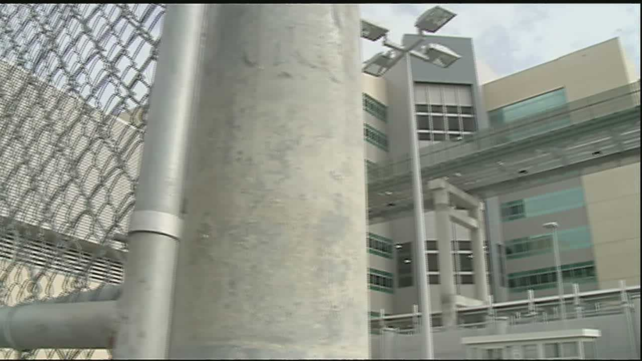 Orleans Parish Sheriff Marlin Gusman discusses the battle with the city over new prison.
