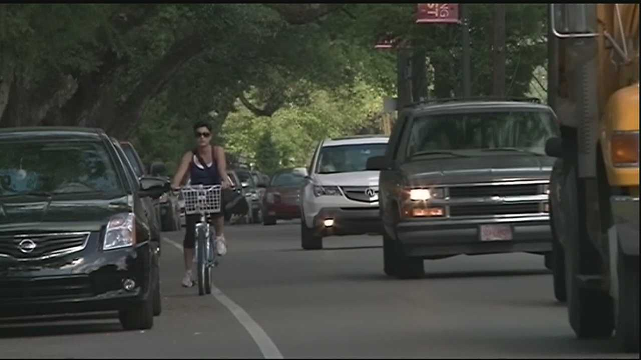 A battle is brewing in the streets of New Orleans, but it may not be what you think. This one pits two-wheels against four as the city expands its infrastructure for cyclists.