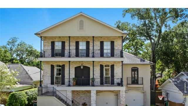 This week's Mansion Monday takes us to Old Metairie, where a home is on the market for $1,400,000. Contact Gardner Realtors for more information at 504-456-1900.