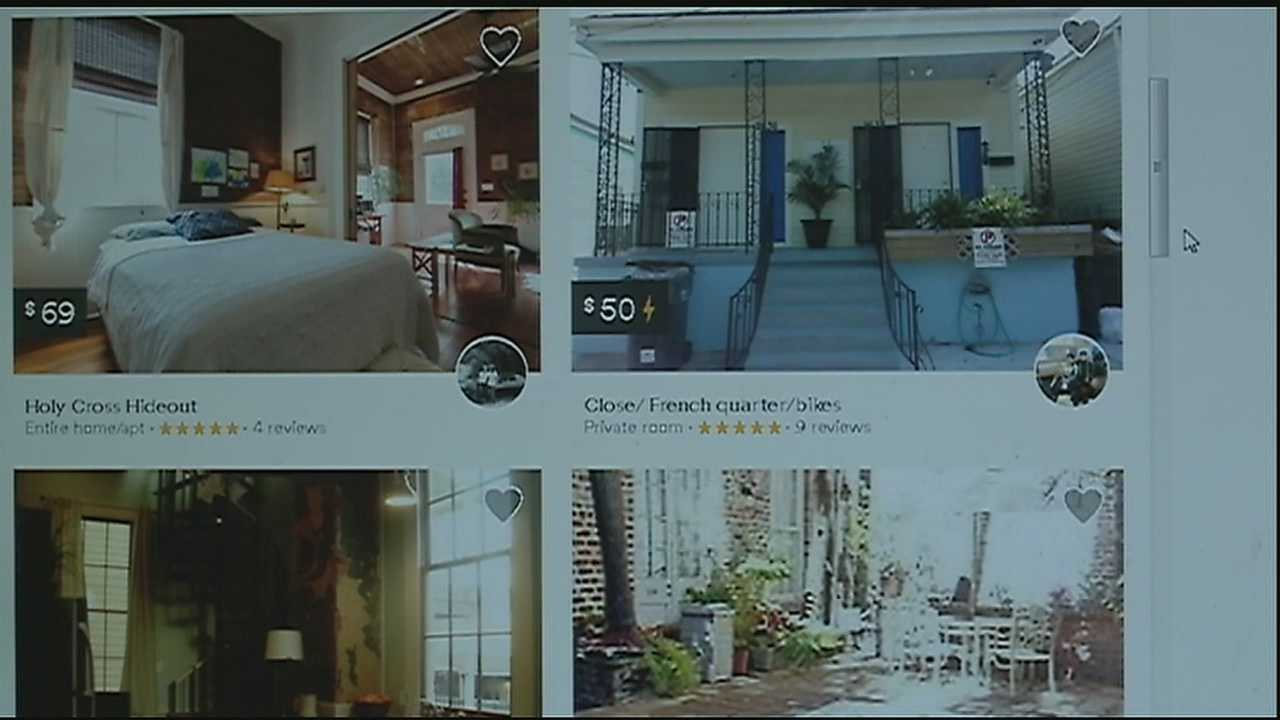 Sites like Airbnb and VRBO allow people the opportunity to rent rooms, apartments and even homes online. And while some condone the practice, others in the city condemn it.