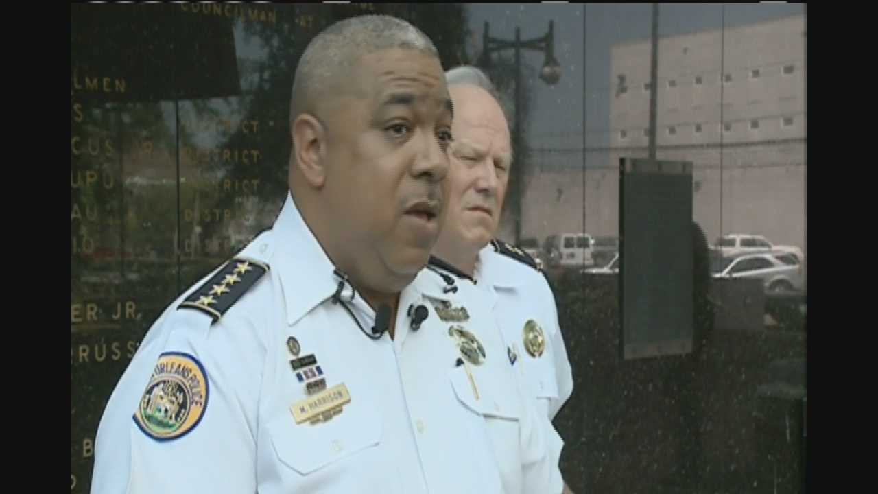 The New Orleans Police Department speaks about overall crime being down in the first six months of 2015 when compared to 2014. Murders and reported rapes were up, according to a report released from the Police Department.