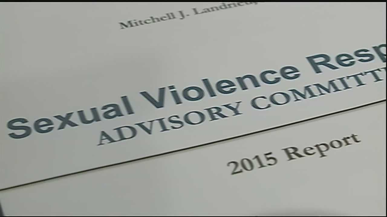 New Orleans Mayor Mitch Landrieu is admitting the failures of the New Orleans Police Department and issued an executive order addressing the departments' missteps in handling rape cases.