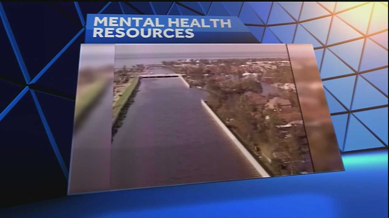 New Orleans city leaders are focusing on helping those who lived through Katrina fight through their mental health problems.