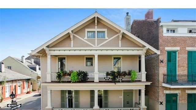 This week's Mansion Monday takes us to the French Quarter, where a home is on the market for $1,750,000. ContactGardner Realtorsfor more information at 504-251-6400.