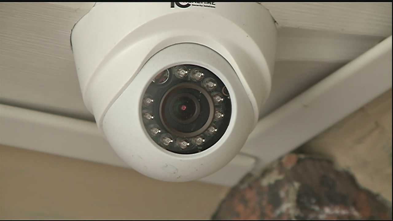 New Orleans police and a nonprofit group announced a plan to increase security cameras throughout the city to help in the war on crime.
