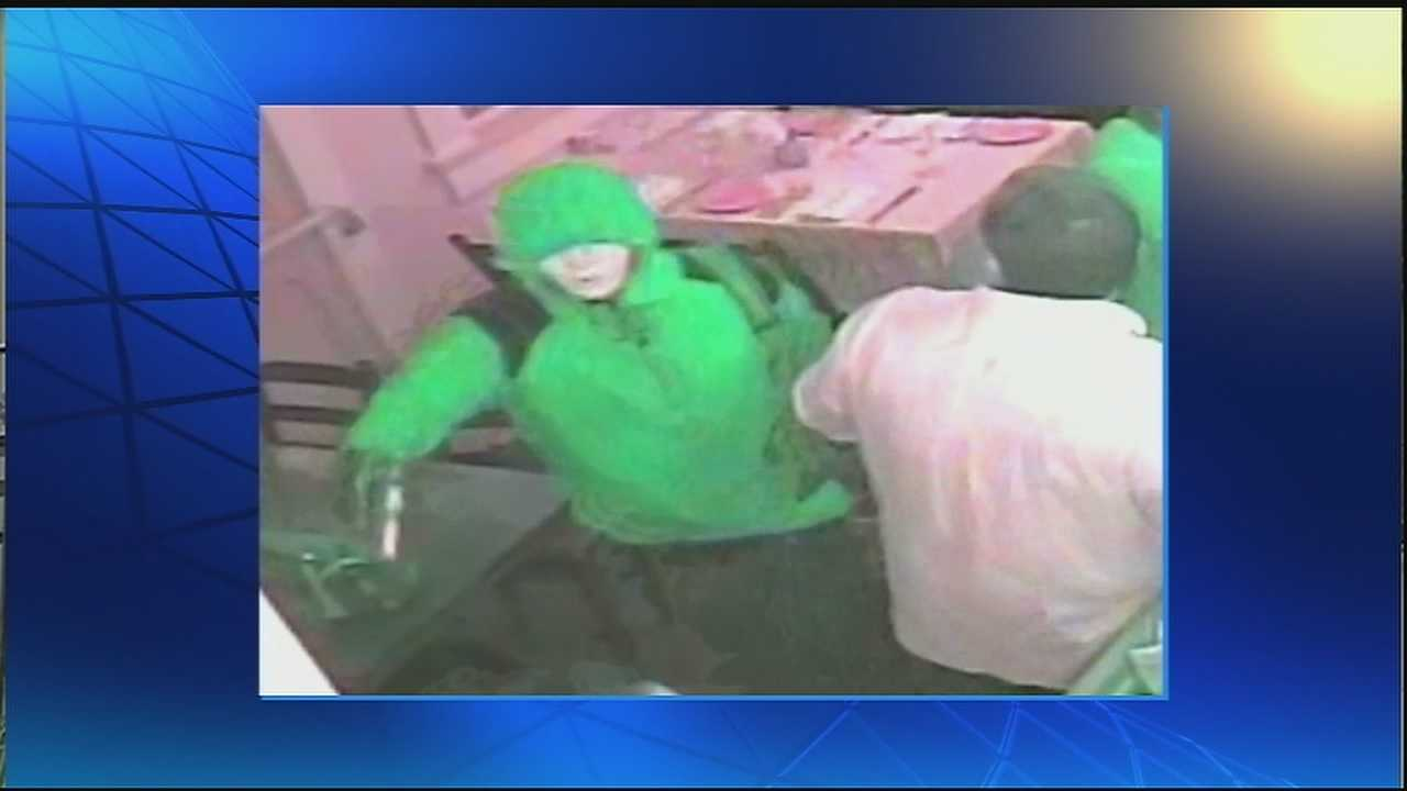 New Orleans police are looking for three men in connection with the armed robbery of Patois Restaurant and its patrons on Thursday night in the Uptown neighborhood.