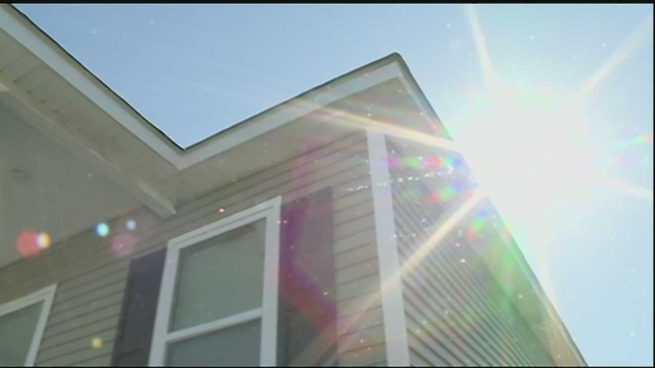 Entergy may soon be able to change the way it provides energy to its customers and it's all being done with the help of the sun.