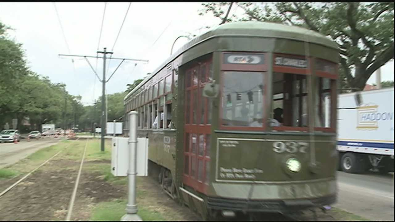 After several months of disrupted service and headaches for residents and visitors alike, streetcar service is set to return to normal Sunday on St. Charles Avenue.
