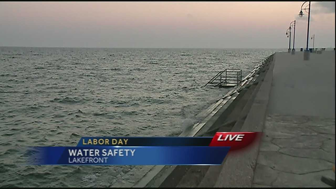 Labor Day is one of the busiest days of the year for first responders with several boating and swimming accidents. WDSU reporter Heath Allen has some tips if you plan to head to the pool or beach.