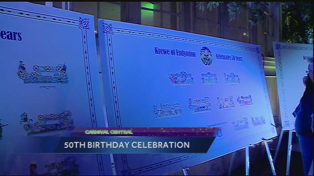 Steven Tyler and Pitbull were announced as the performers for the Krewe of Endymion's 50th anniversary celebration this upcoming Carnival season.