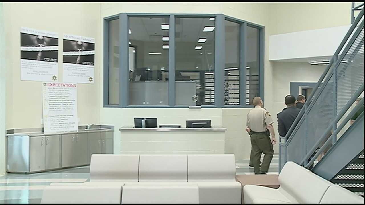 The new Orleans Parish jail is opening on Monday, and officials will start the process of moving inmates from the old facility to the new one in Mid-City.