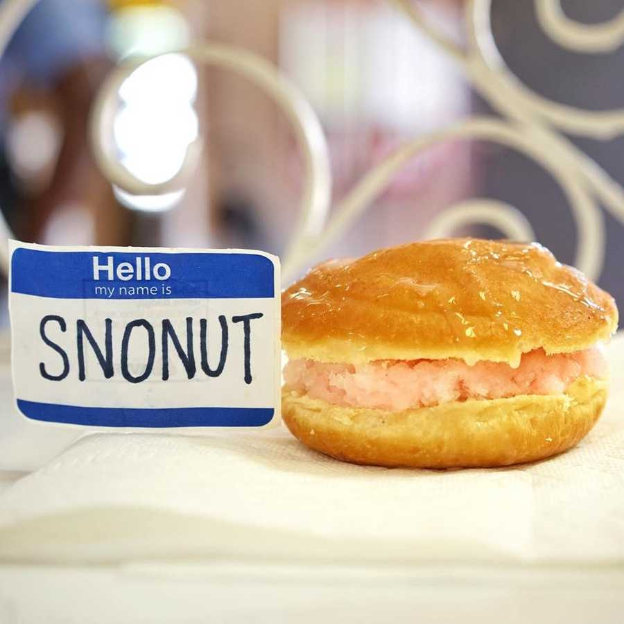 The Snonut
