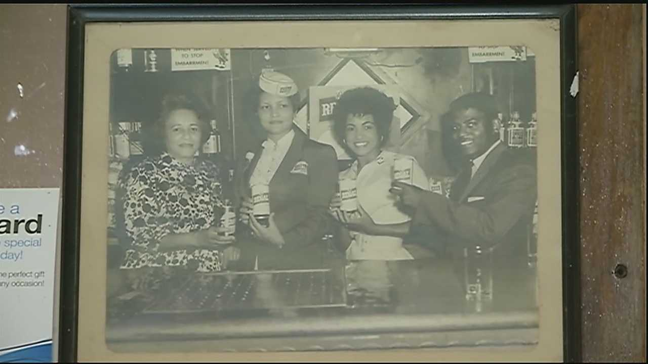New Orleans icon Willie Mae Seaton filled hearts and stomachs with food and love.