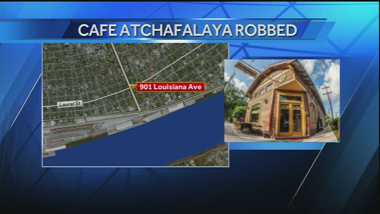 For the second time in just over a month, a restaurant in Uptown was held up at gunpoint by men who demanded money from employees and customers.