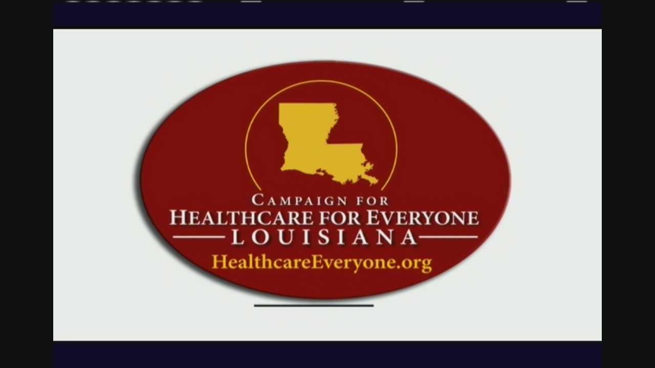 The Campaign for Healthcare for Everyone Louisiana hosted the forum Tuesday night at Dillard University.
