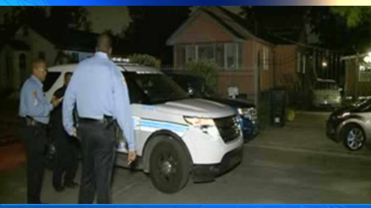 Three men shot overnight in New Orleans East.
