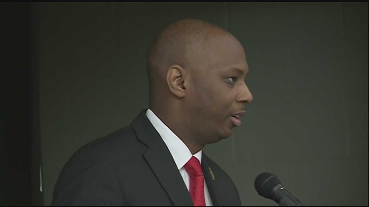Orleans Parish School Superintendent Dr. Henderson Lewis Jr. discussed the progress made in his first 180 days leading the district and plans for the future at a special meeting Tuesday morning in Gentilly.