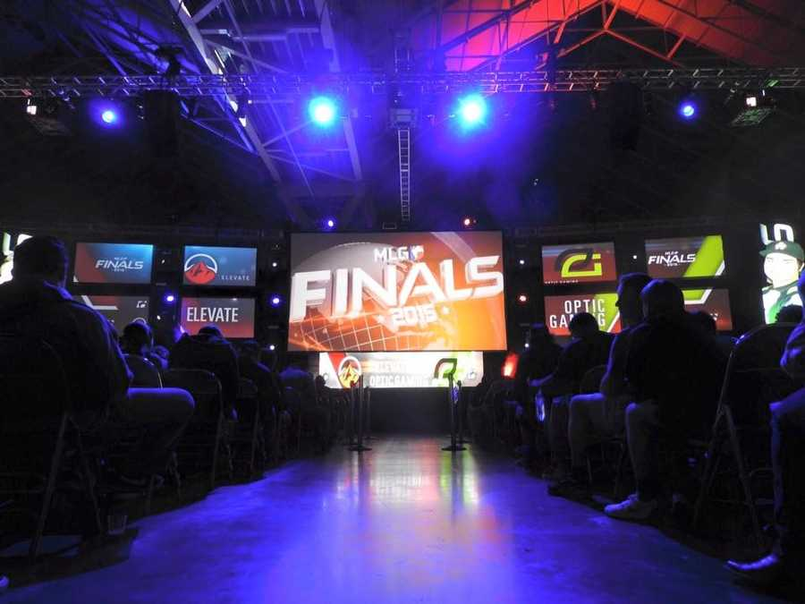 The Major League Gaming World Finals took place at the New Orleans Ernest N. Morial Convention Center Oct. 16-18.