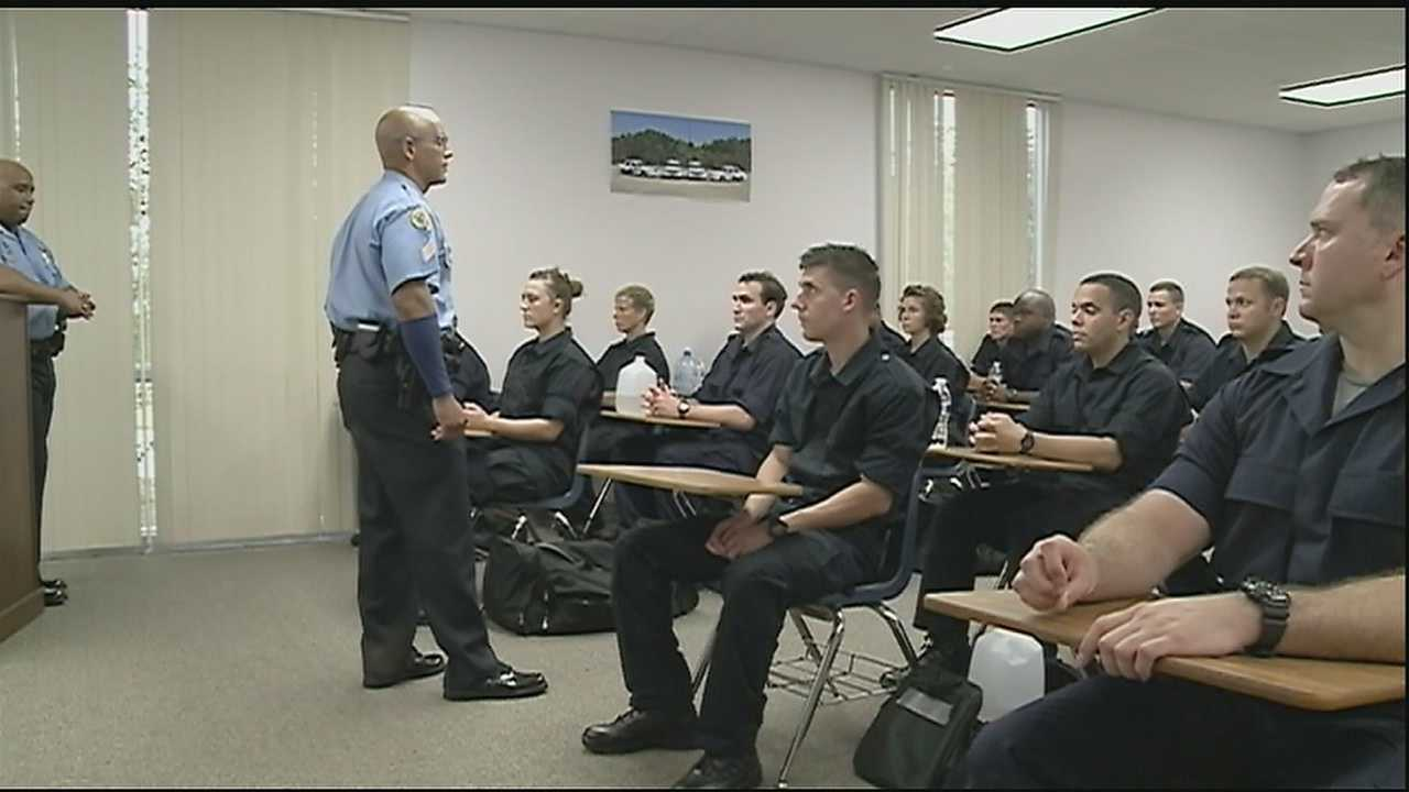 The New Orleans Police Department launches a new initiative in hopes of making applying to the department much easier and help increase officers on the force.