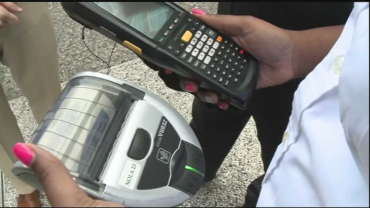New complaints have recently been made by people who say they've received improper parking tickets from the city of New Orleans.