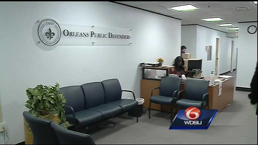 Orleans Public Defender's office