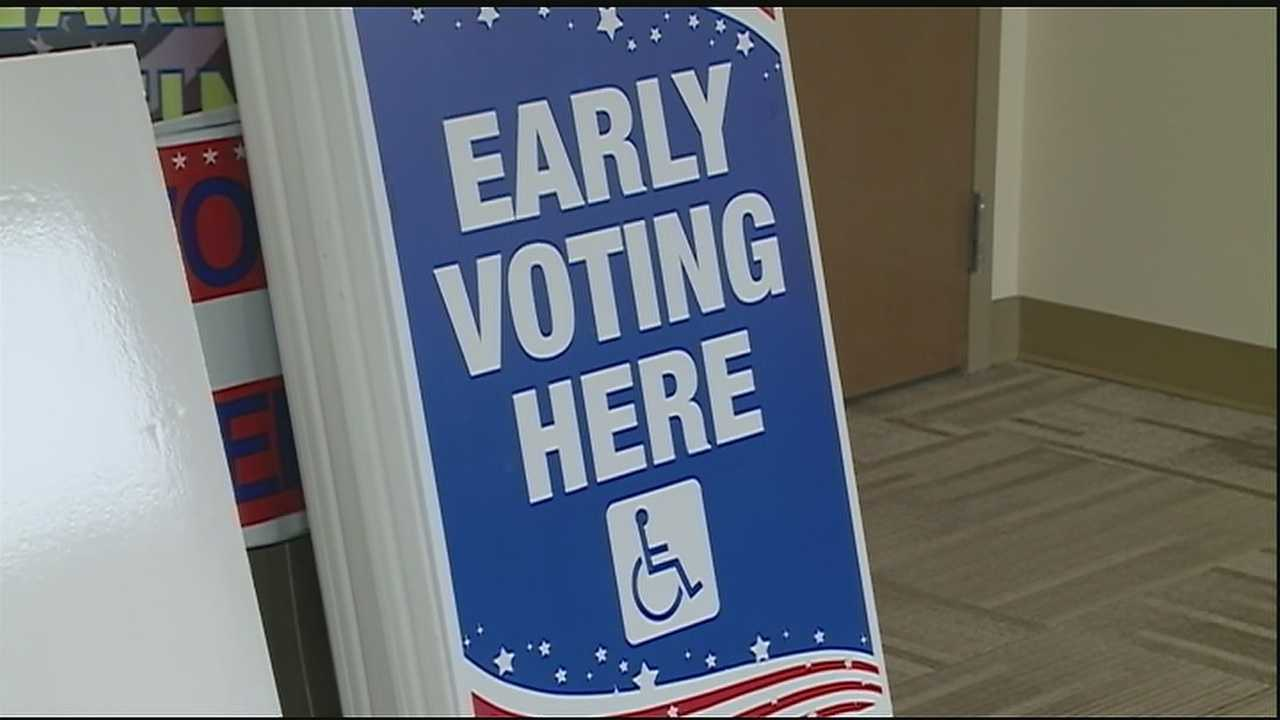 In four days, Louisiana voters will cast their ballots in the runoff election, but many in the state have already voted.