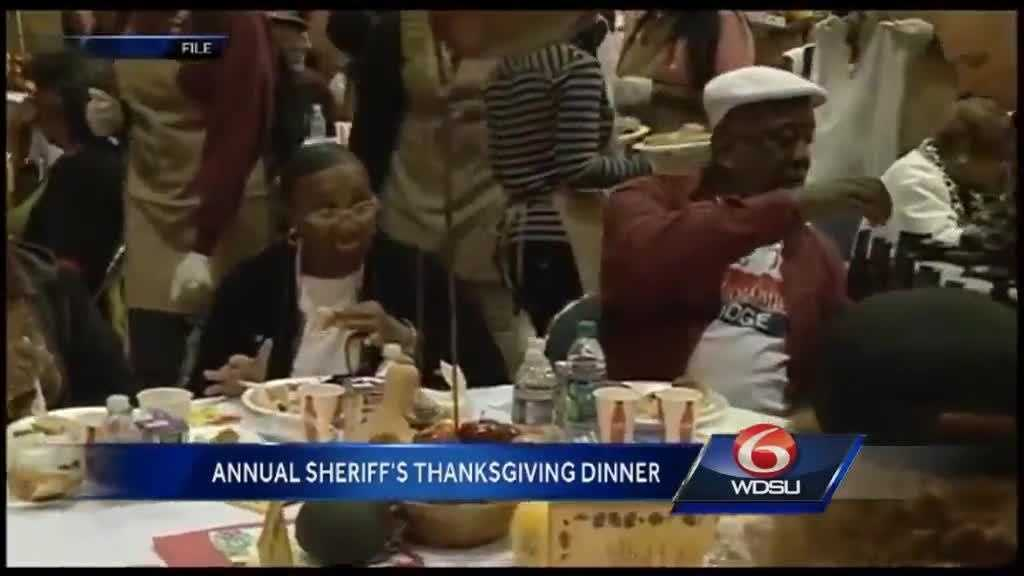 Annual OPSO Thanksgiving Dinner Celebration