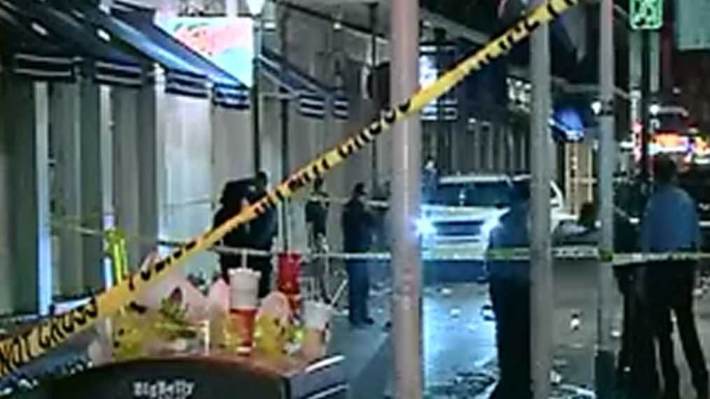 Man shot to death on Bourbon Street