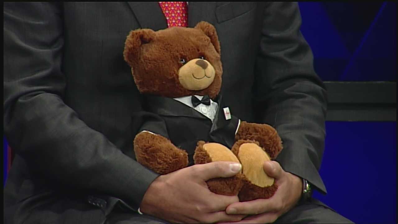Arnaud's restaurant and the New Orleans Police and Justice Foundation have partnered to help the New Orleans Police Department with their Teddy Bear Program.