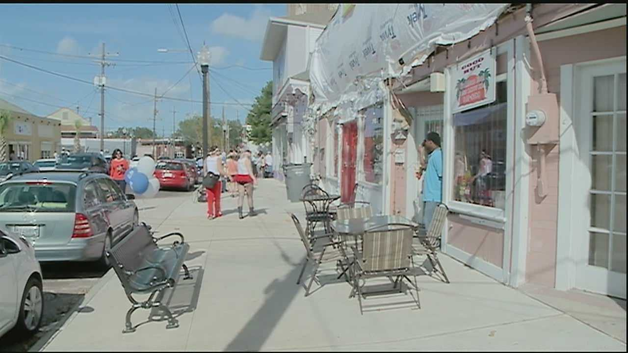 There were plenty of stores who opened their doors Saturday to get a piece of the economic pie encouraging people to shop local and support small businesses.
