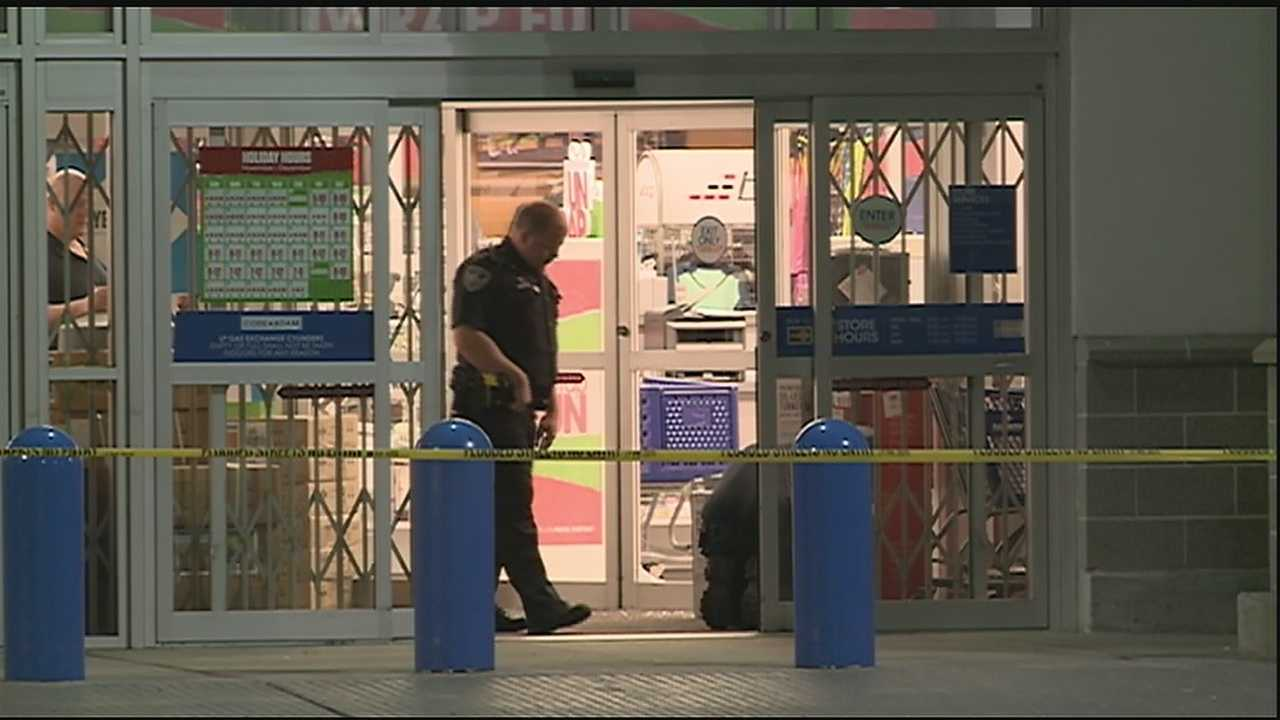 Jefferson Parish deputies are searching for a gunman after two businesses were shot at early Tuesday morning.