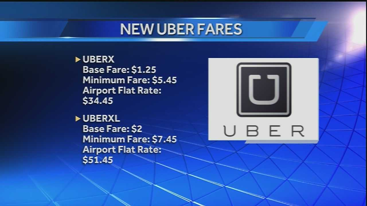 Local Uber drivers are upset after they say the company cut their wages after making adjustments to some of the fares for riders in the Crescent City.