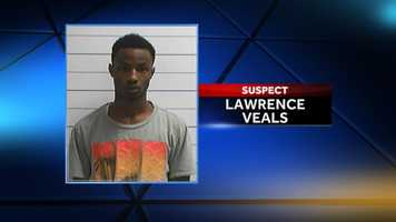 """Lawrence """"L"""" Veals, 19, was identified as a suspect on Dec. 4. He surrendered to police the same day on 17 counts of attempted first-degree murder."""