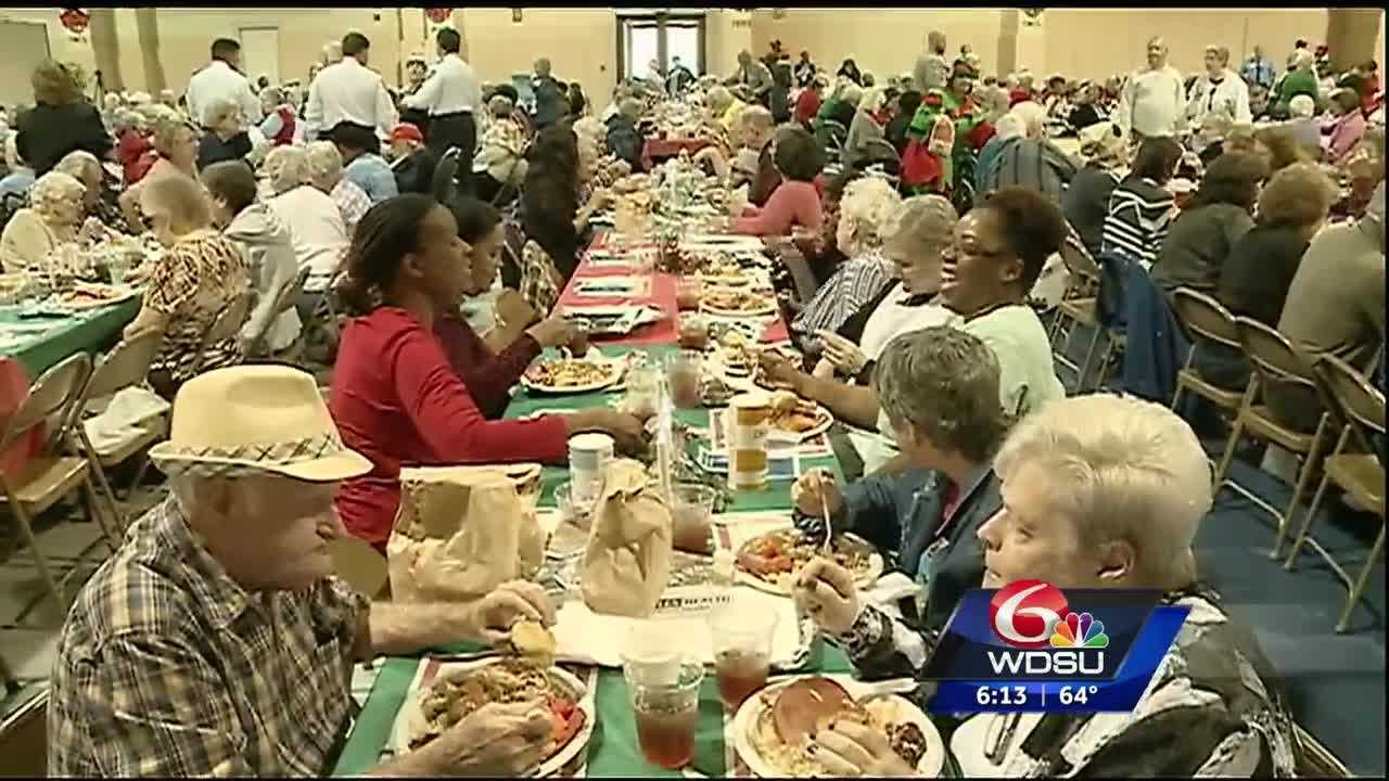 What began as a small Northshore gathering has grown into an annual event hosting more than 1,000 seniors.