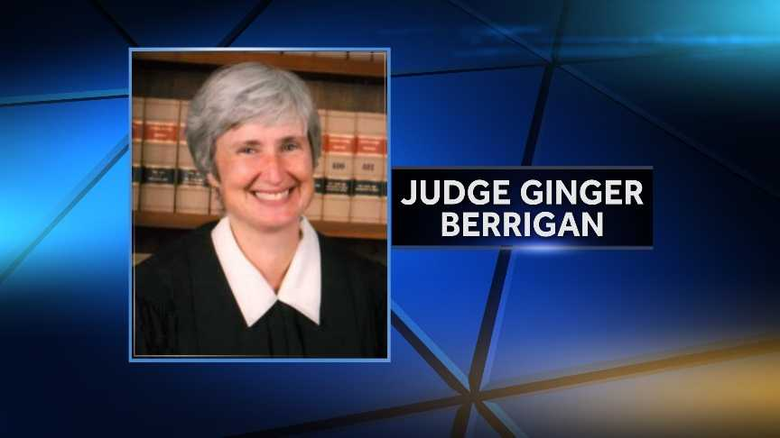 "U.S. District Judge Helen ""Ginger"" Berrigan"