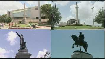 The future of four Confederate monuments in New Orleans was decided on Thursday (12/17). The New Orleans City Council voted 6-1 to remove the monuments.
